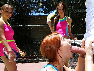 Summer Camp Tennis Tramps